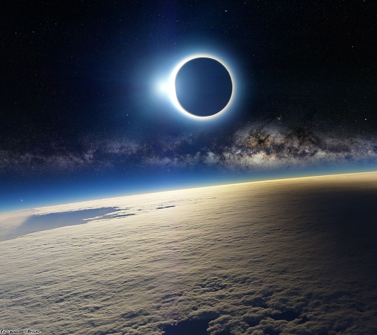 Wallpaper Viewer For Space View Beautiful Eclipse Mind Blowing