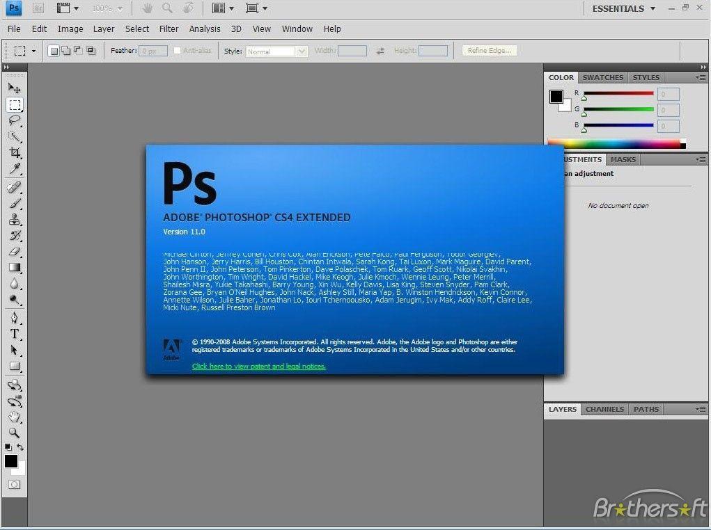Adobe Photoshop Cs4 Extended Mac