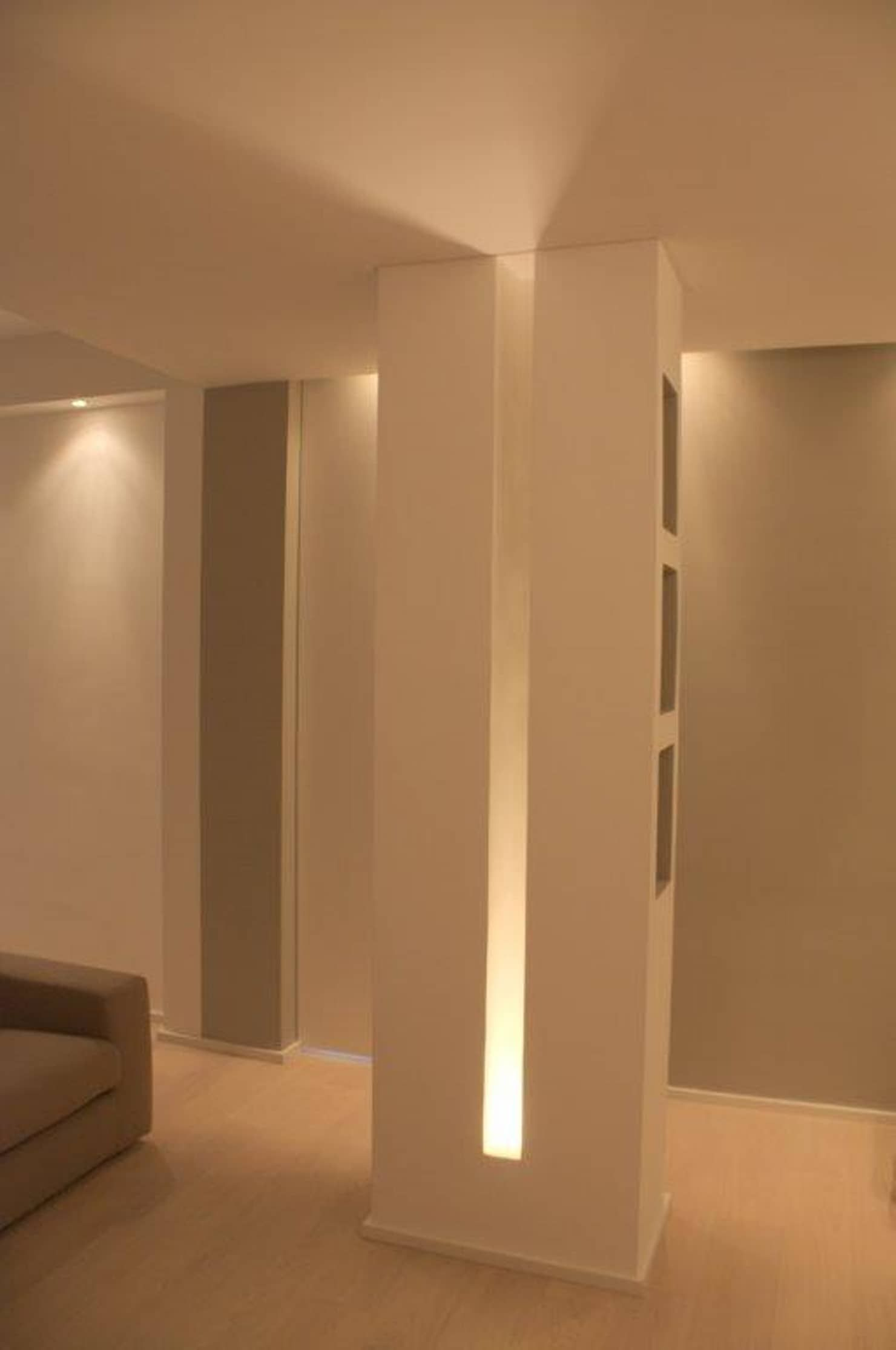 Dettagli del pilastro silvia panaro architettura e design ...