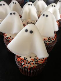 BS Recipes: Halloween Cupcakes