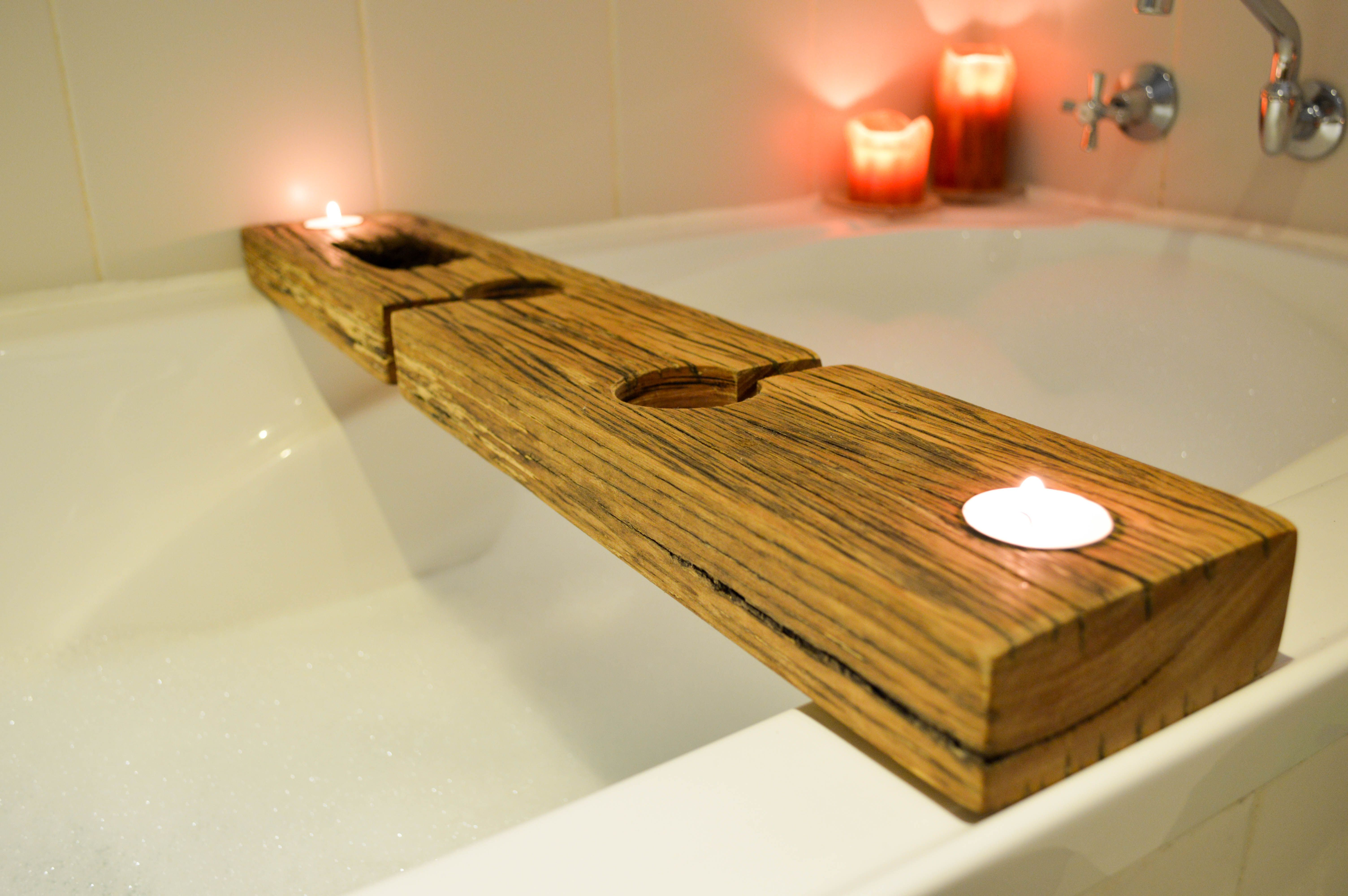 Bath Tray | Serving Trays, Bathtub Caddy\'s & Cutting Boards ...