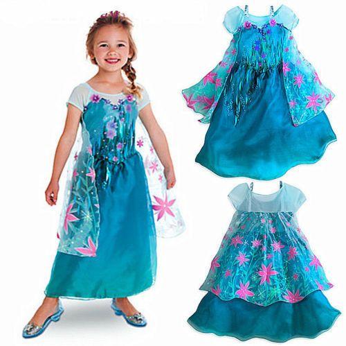Baju Princess Anna