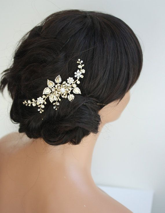 Image result for bridal hair pieces