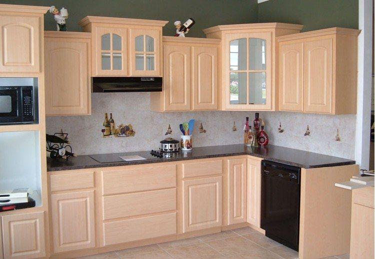 Gabinetes para cocinas peque as buscar con google mdf - Modelos de cocinas pequenas ...