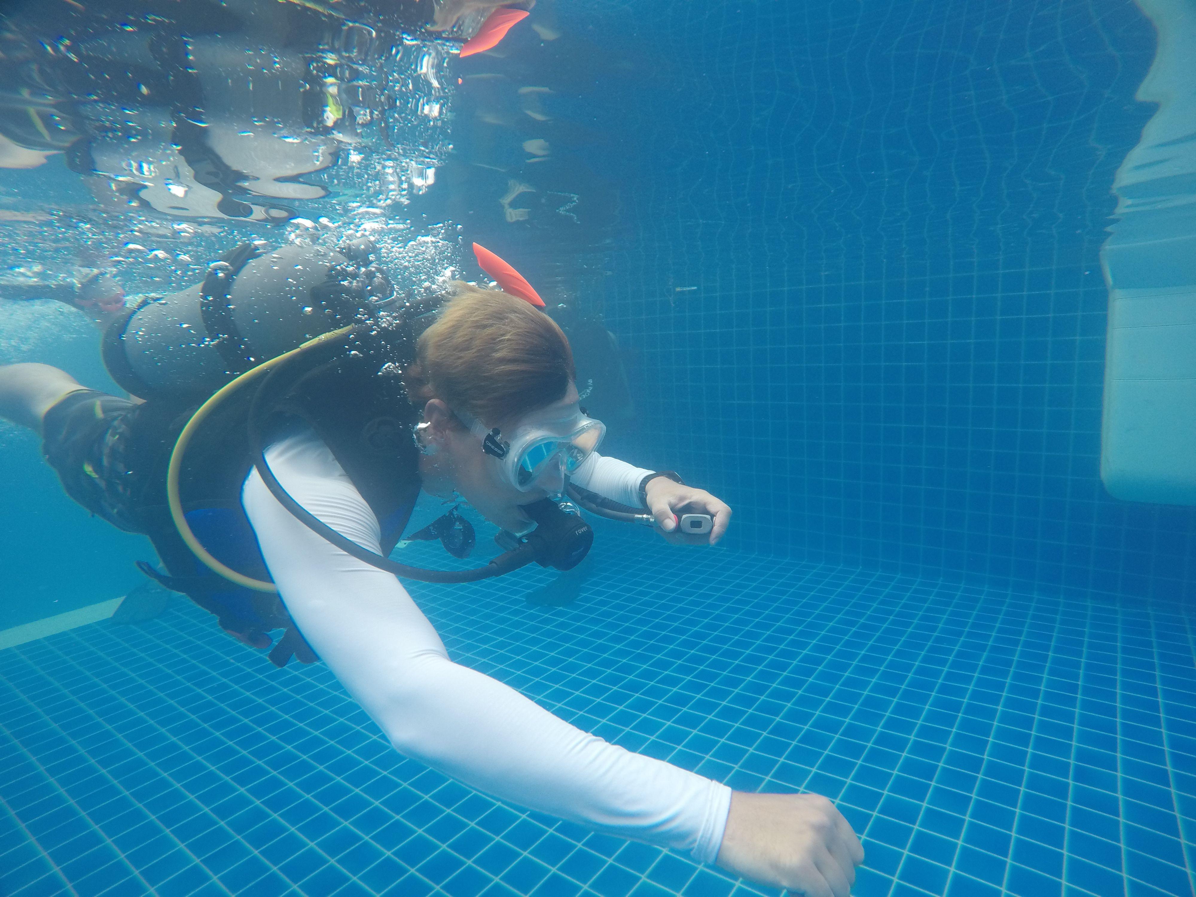 PADI Instructor course skills! Padi diving, Diving