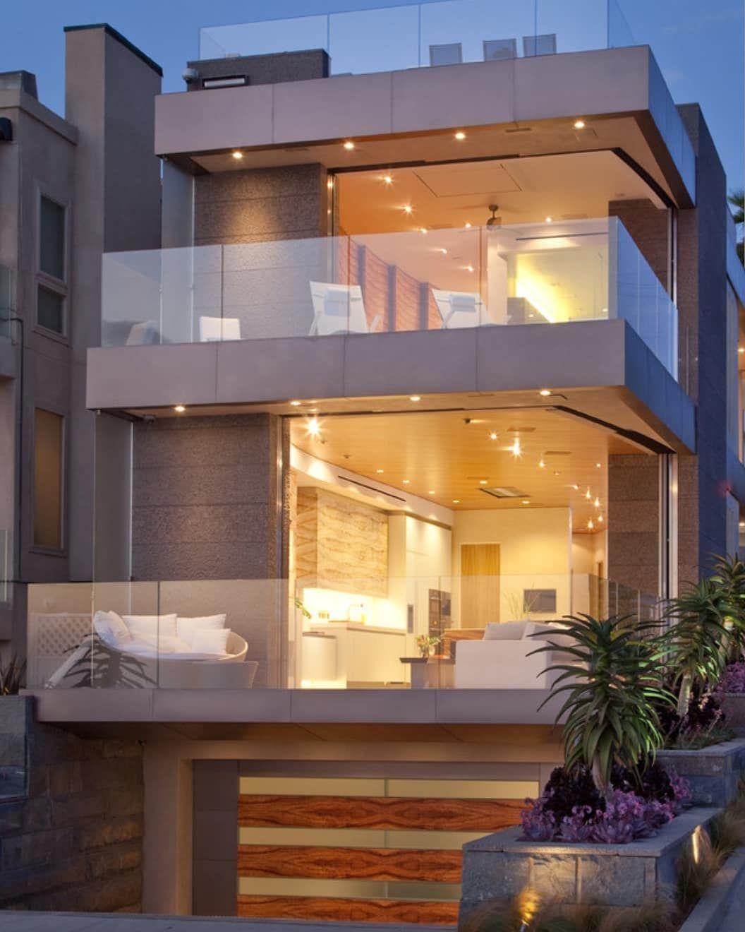 "Custom Home Designs Toronto: 📍Toronto On Instagram: ""Curtain Glass"