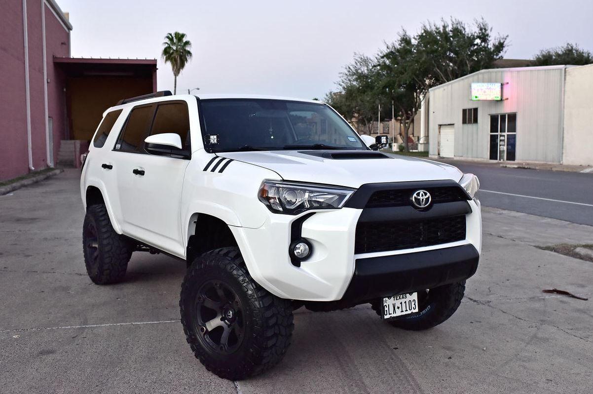 2016 4runner Lifted >> Wheel Spacer Look 4runner Ideas Toyota 4runner Trd