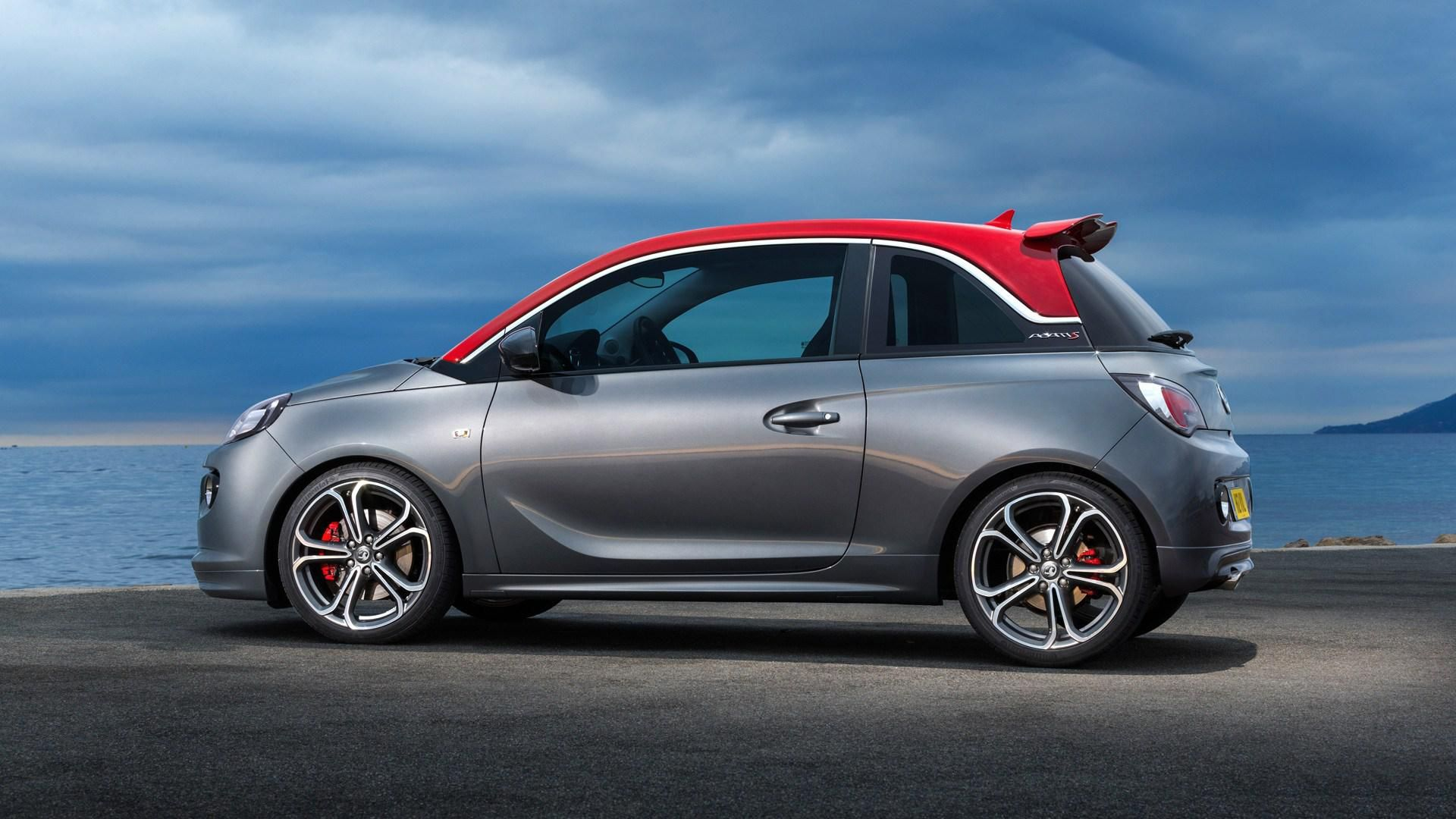 Opel Adam Rocks Wallpaper HD Httpwallsautocomopeladam - Small sports cars 2015