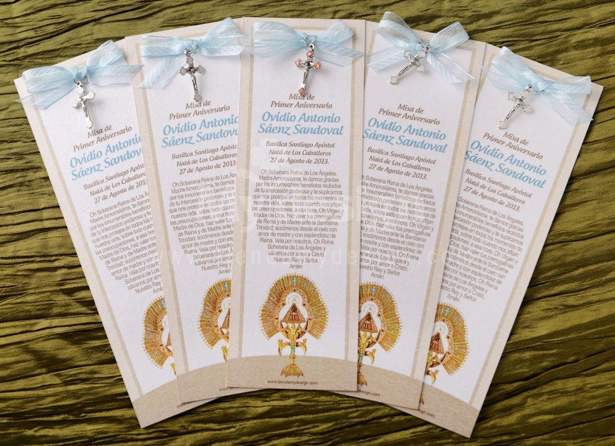 Baptism Invitations Rosary