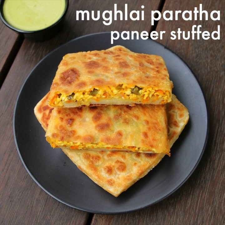 mughlai paratha recipe paratha mughlai indianfood indianrecipes food foodporn foodgasm on hebbar s kitchen dinner recipes id=48457