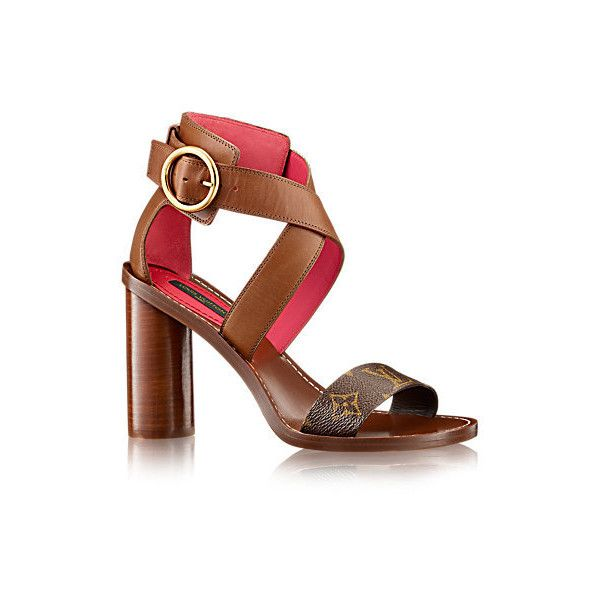 Ocean Drive Sandal (2.950 BRL) ❤ liked on Polyvore featuring shoes, sandals and cross strap sandals