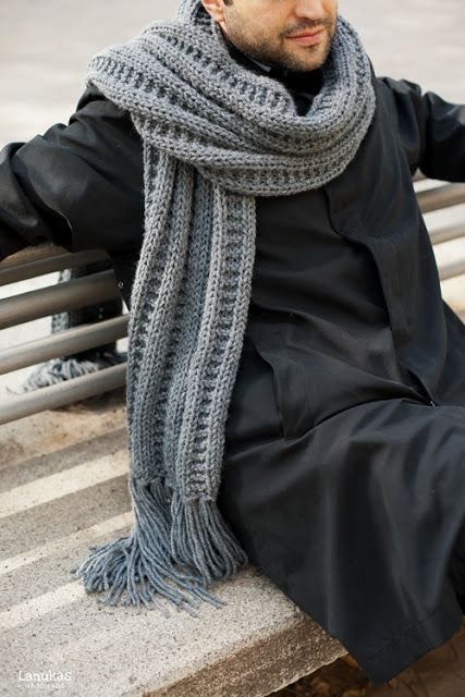 Lanukas: Una bufanda Kravitz Style