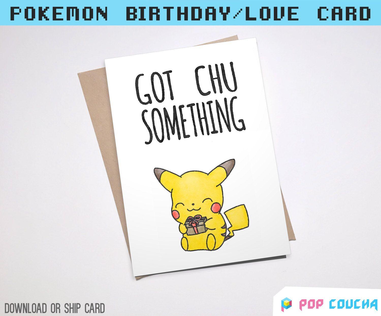 Pikachu pun birthday greeting card pun bday cute by popxcoucha pikachu pun birthday greeting card pun bday cute by popxcoucha bookmarktalkfo Gallery
