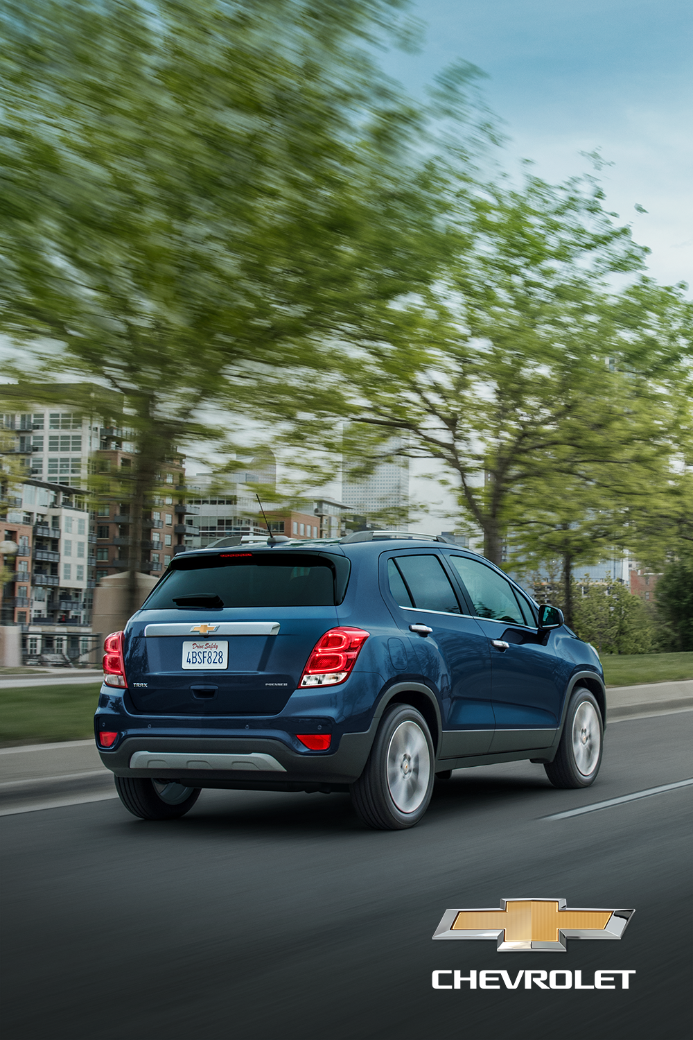 Pack It All In And Hit The Road It S The 2019 Chevy Trax Trax Chevrolet Suv Compact Suv