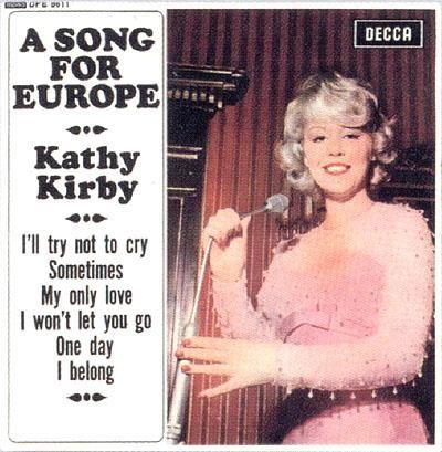 Kathy Kirby - United Kingdom - Place 2