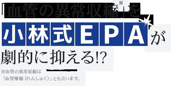 式 epa 小林