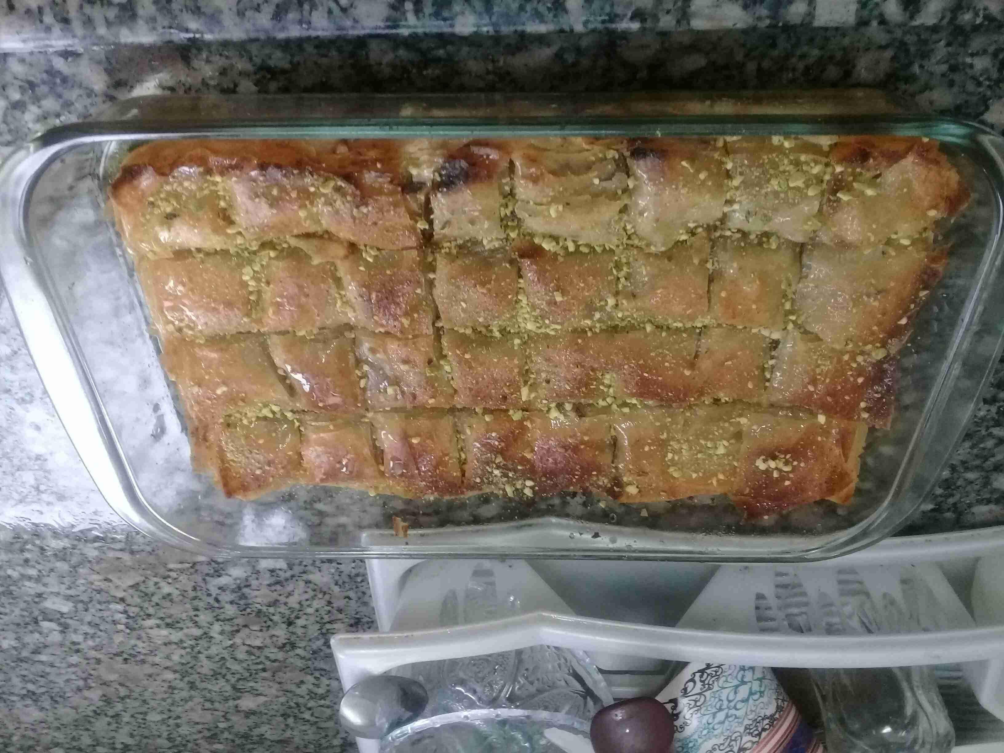 بقلاوة زاكي Food Yummy Pork