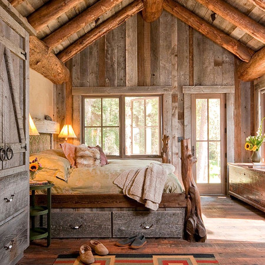12 Creative Rustic Bedroom Decor Projects To Consider For Your