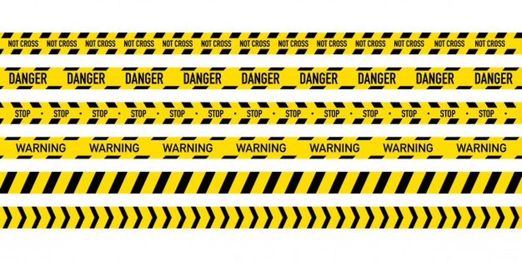 Black And Yellow Police Stripe Paid Affiliate Affiliate Yellow Police Stripe Black Police Creative Flyer Design Black N Yellow