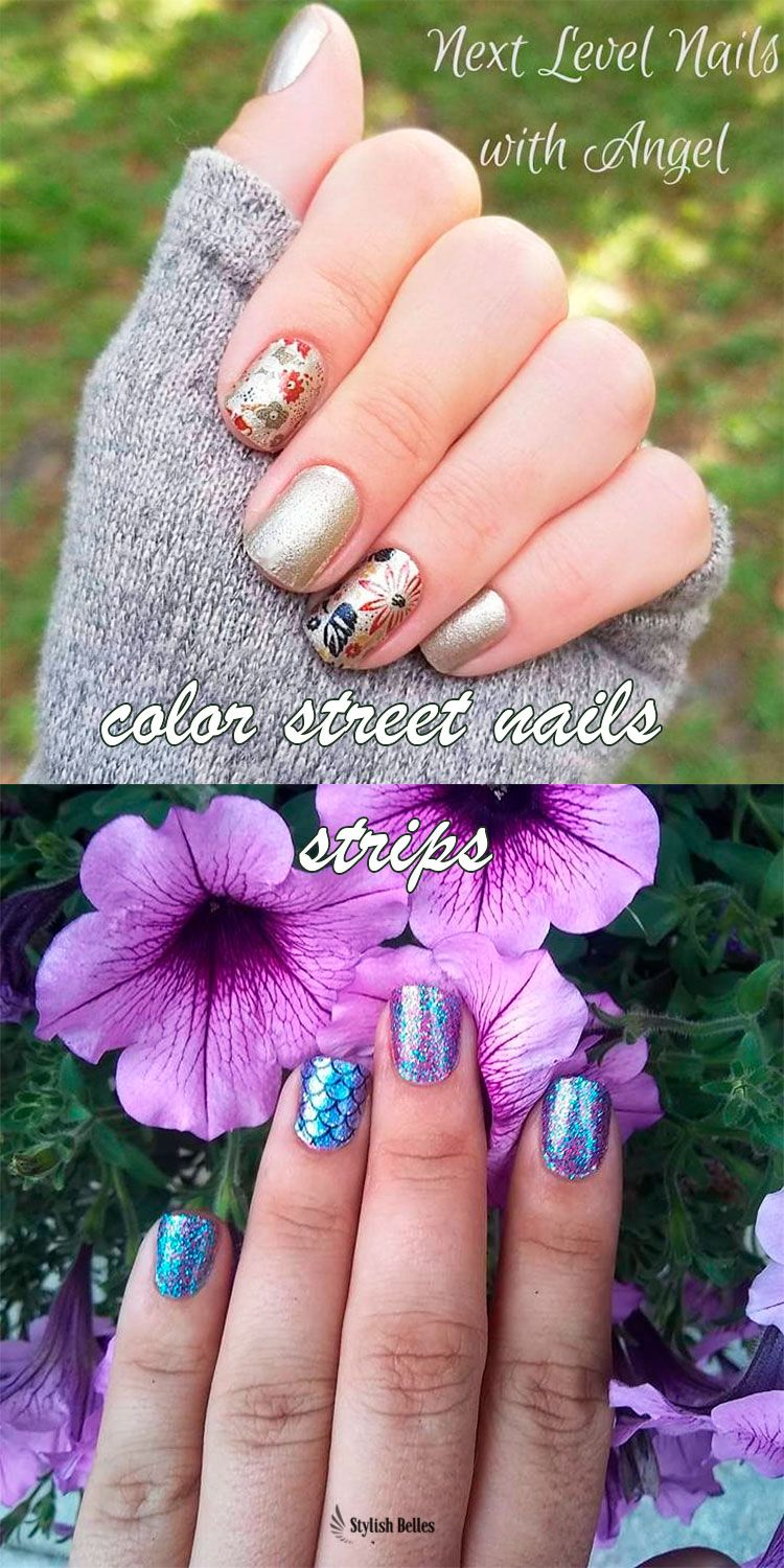 Everything About Color Street Nails | Nails | Pinterest | Street ...