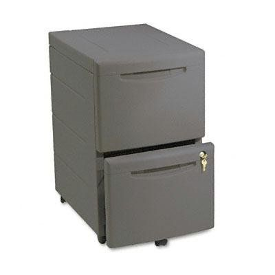Iceberg Aspira Mobile Underdesk Pedestal File, Resin, 2 File Drawers, Charcoal-- by BND 674785954126 95412 by BND-Iceberg. $778.64. Iceberg. File & Storage Cabinets. Office Furniture. 95412. ***PLEASE NOTE: PHOTO MAY NOT REPRESENT ACTUAL IMAGE - REFER TO TITLE FOR ACTUAL DETAIL***. Front is made of scratch- and dent-resistant Resinite Durable steel and plastic construction yet lightweight. Full-extension ball bearing slides for easy access to contents. Whe...