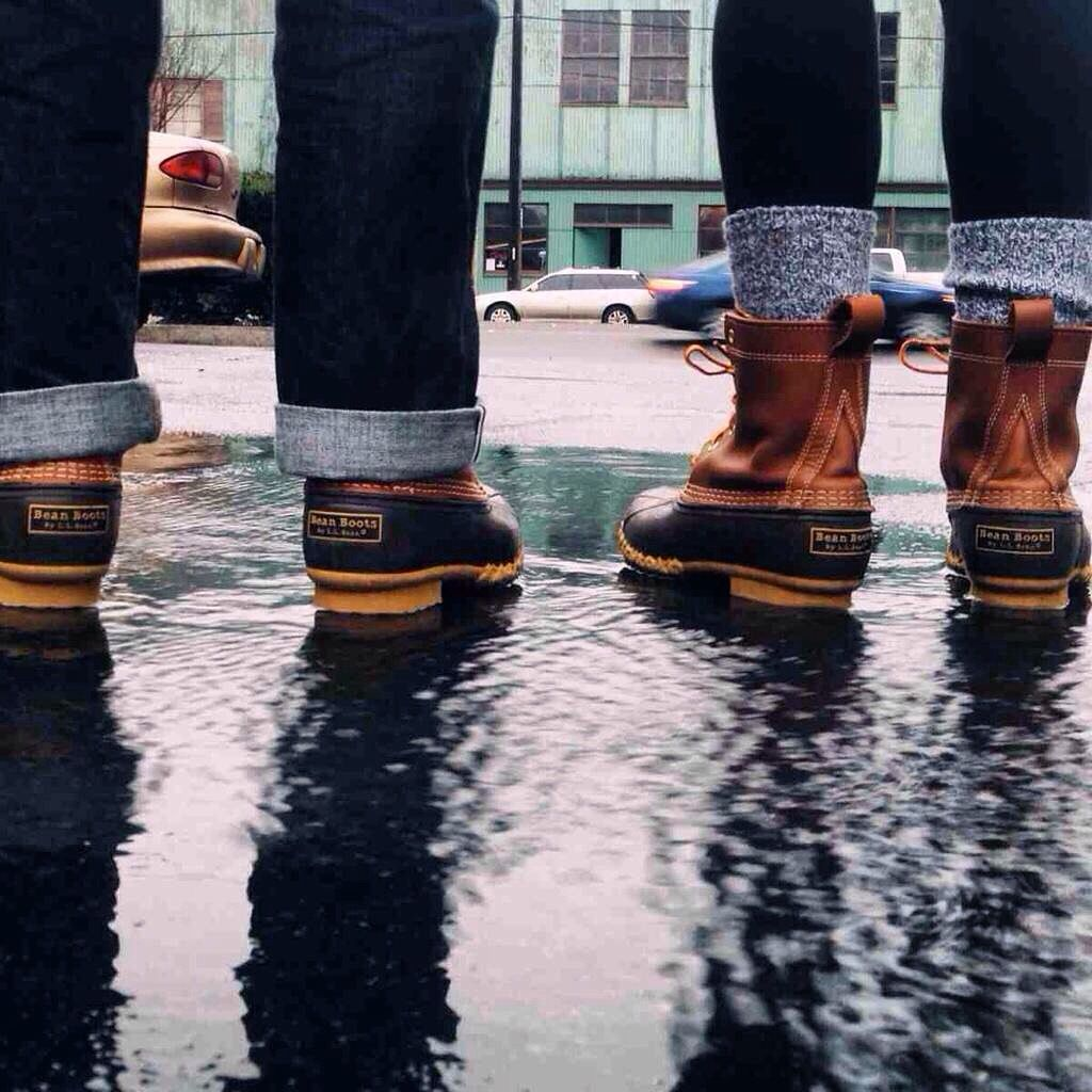 Love Bean boots