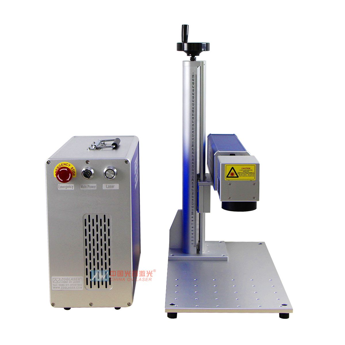 Cnc 10w 20w 30w 50w Fiber Laser Marking Machine For Metal Steel Aluminum Brass Copper View 10w 20w 30w 50w Fiber Laser Marking Machine Ov Laser Product Detail Laser Marking Brass
