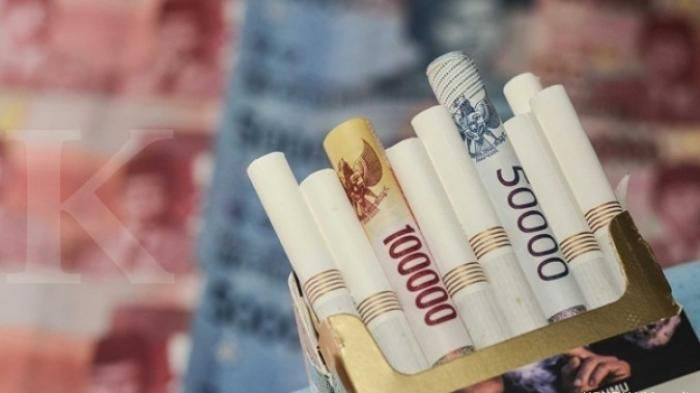 Ini Hubungan Kenaikan Tarif Cukai Rokok dengan Inflasi - Tribun Jambi