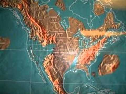 Leaked US Navy Map This Is What The Continent Of The USA Will - Us maps navy