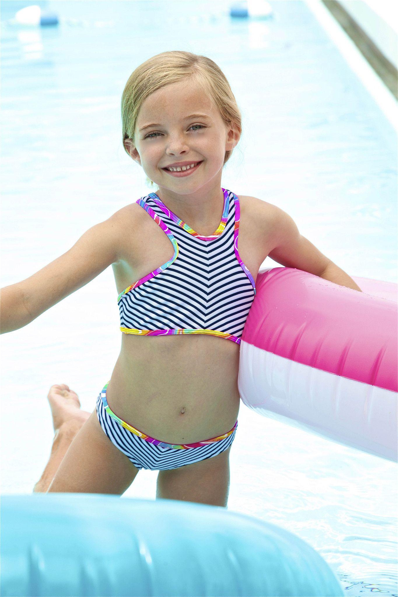 ac26fcd580db Little Peixoto Regatta Bikini