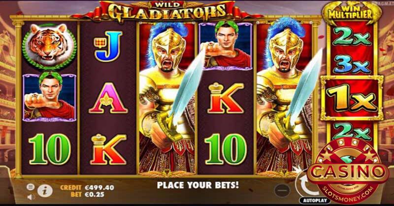 rama hotel casino Slot Machine