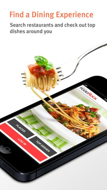 Foodrock Menus Eat In Delivery Takeaway Restaurant Food Iphone Mobile Analytics And App Store Data Food Delivery App Restaurant Recipes Food Iphone