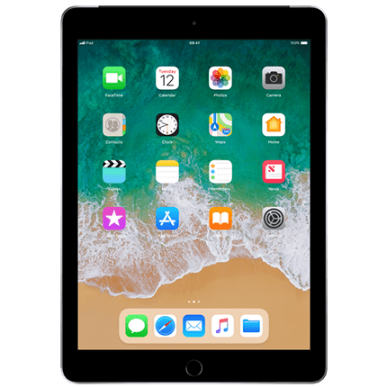 Apple Ipad 2018 9 7 Inch 32gb Wifi Zilver Ipad Apple Producten Ipad Pro
