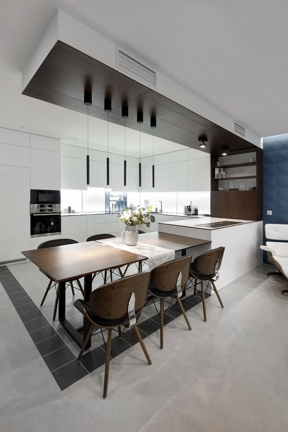 Open Concept Kitchen Room Design Ideas Page 19 Of 61 Soopush Kitchen Room Design Modern Kitchen Design Living Room Design Modern