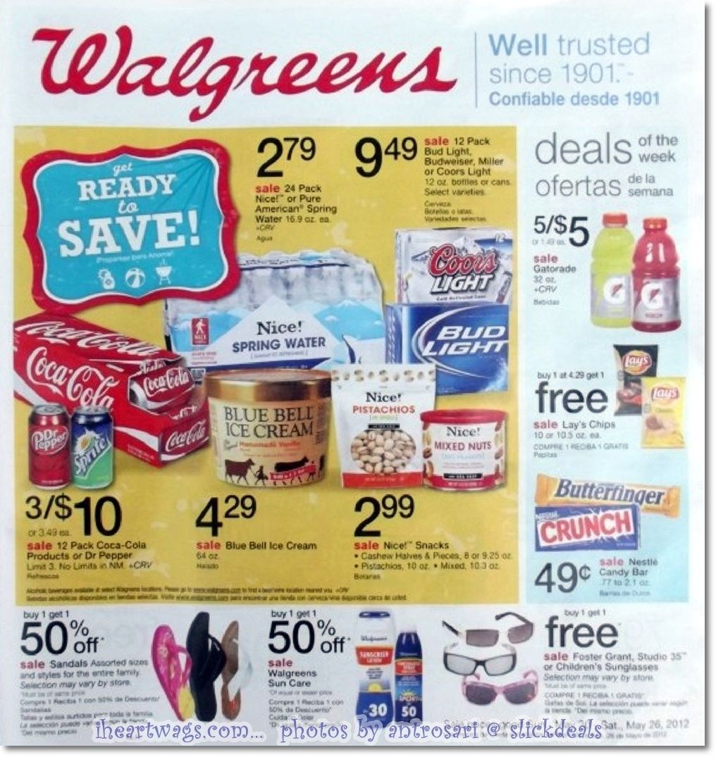 walgreens ad photos for 5/205/26 are posted! Oatmeal