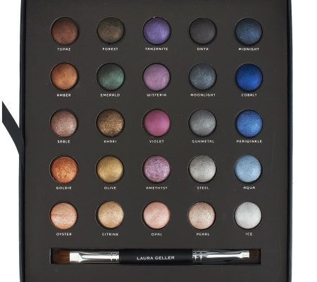 Laura Geller Baked Holiday Eyeshadow Collection – Musings of a Muse