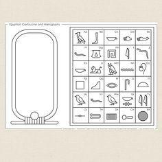 Resultat d\'imatges de cartouche template to print | socials ...