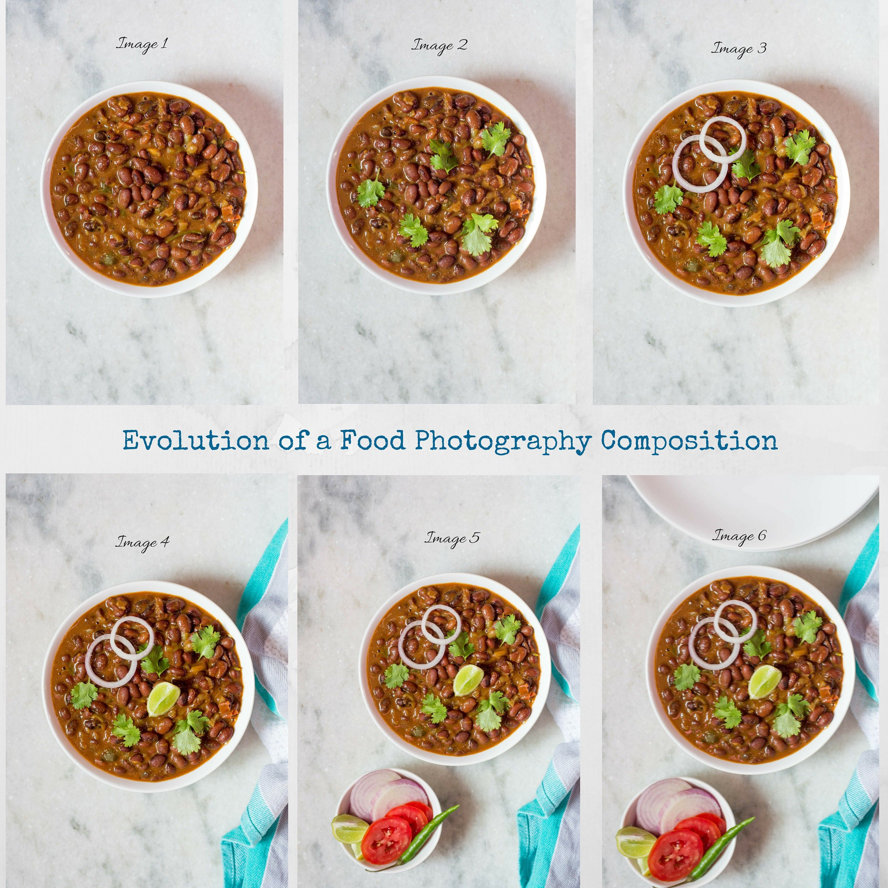 3 Soup Composition Styling Ideas For Food Photography Food