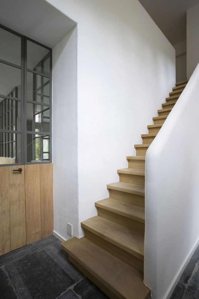 exklusiver Villenbau Villenbau Vlassak Verhulst Treppen/staircases - exklusives treppen design