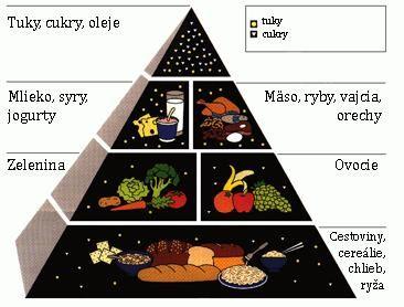 Pyramída stravovania