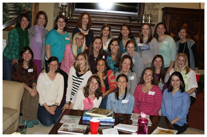 Collecting the Dots: 2nd Annual Inside Out Womens Retreat