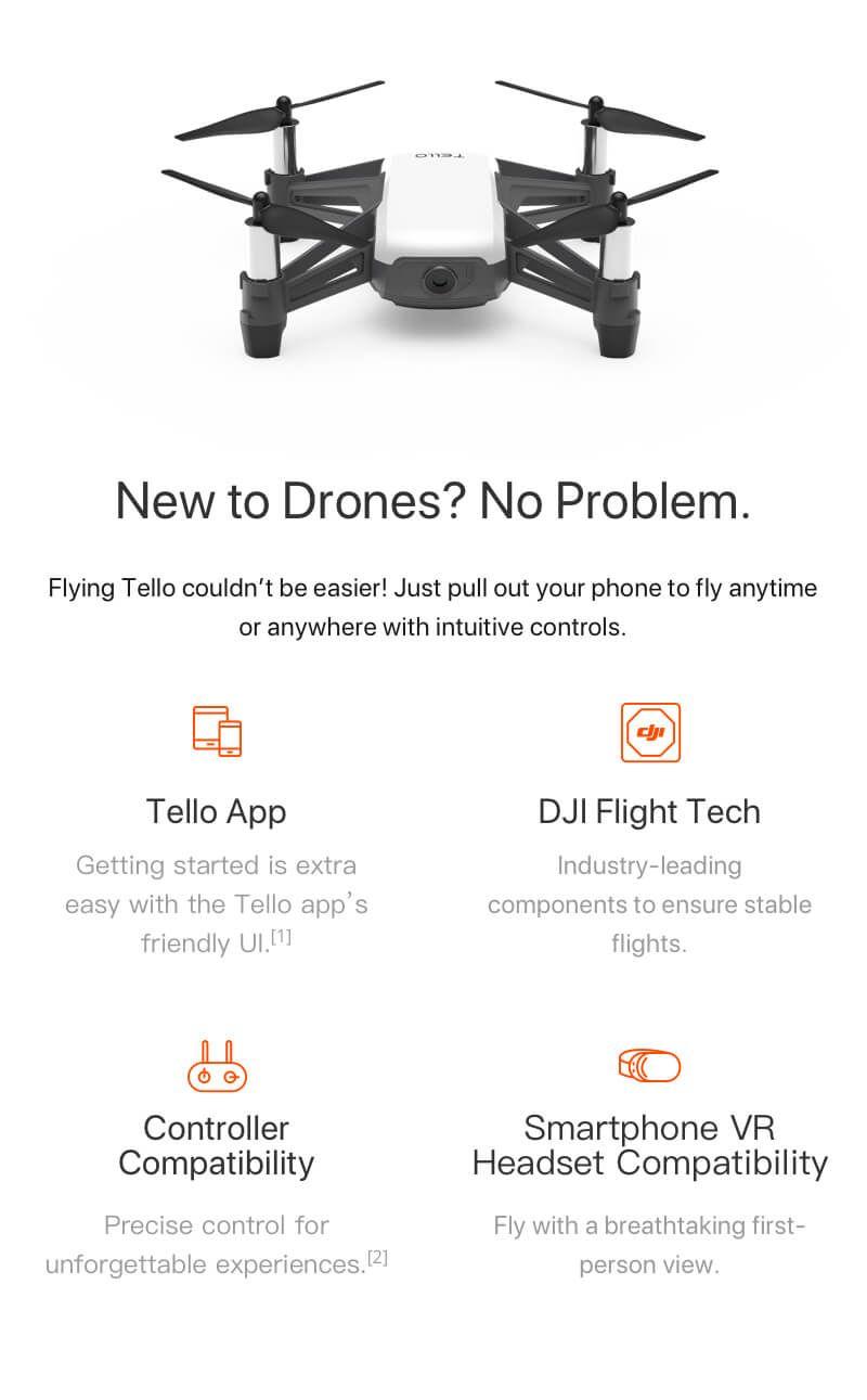 drone parrot elite edition snow