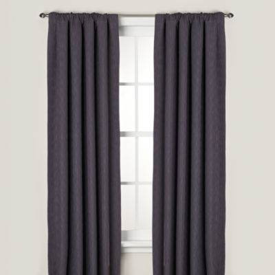 Sonoma Rod Pocket/Back Tab Window Curtain Panels - BedBathandBeyond ...