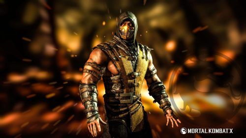 4k Images Of Scorpion From Mortal Kombat Hd Wallpapers Wallpapers Download High Resolution Wallpapers Mortal Kombat X Wallpapers Mortal Kombat X Scorpion Mortal Kombat
