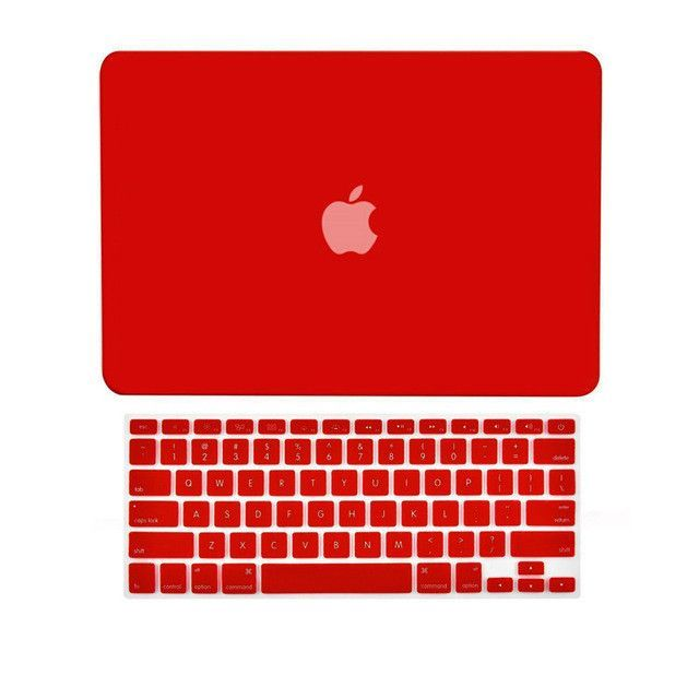 NEW Crystal Matte Frosted Case Cover Sleeve for MacBook Air 11 A1465 air 13 inch A1278 pro 13 pro 15 A1286 retina 13 15 Case