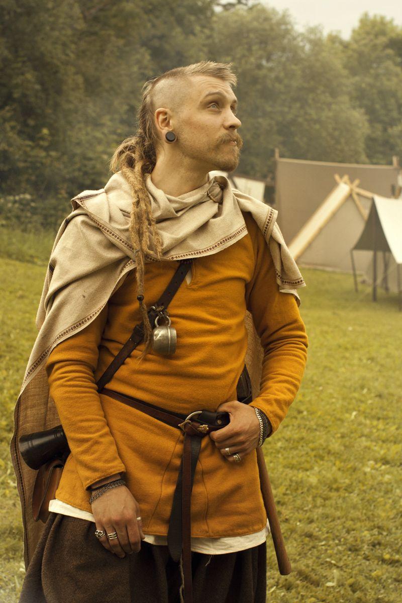 opaque: Viking Marked Djupvika part 2 I really like this ... Ancient Vikings Clothing