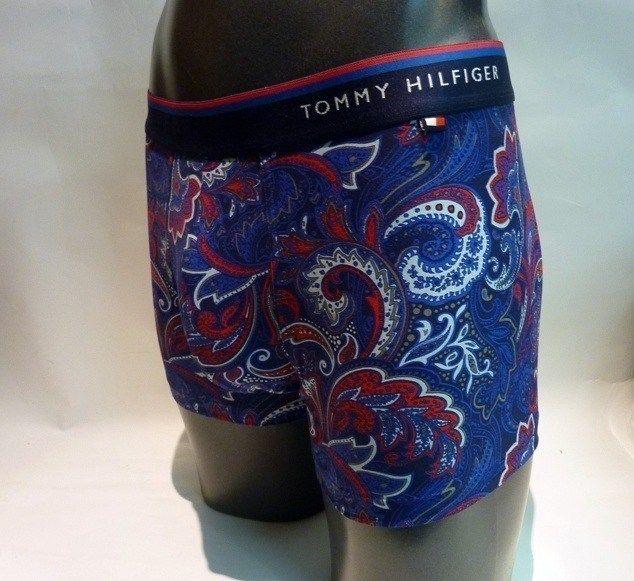 ENVÍO 24/48h - Boxer Tommy Hilfiger Cashmere Pash Trunk - Calzoncillo colorido - Tacto suave y cómodo, adaptación total - Ref: 1U87903415 409. http://www.varelaintimo.com/marca/24/tommy