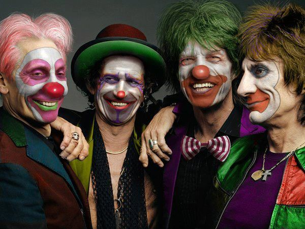 Rolling Stones (great smile, smiling, portrait, people ...