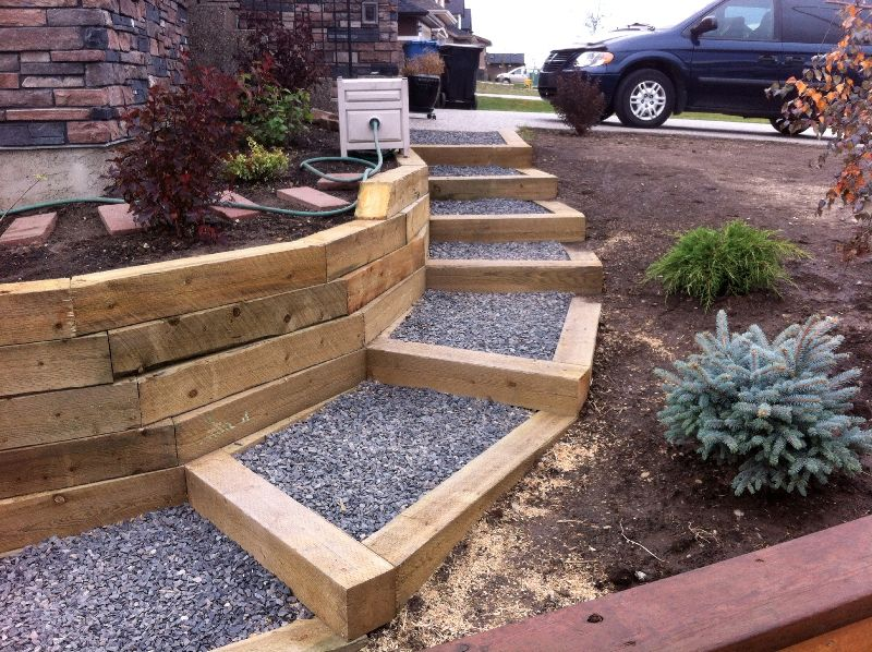 Best Curved Wooden Retaining Walls Google Search Moa 400 x 300