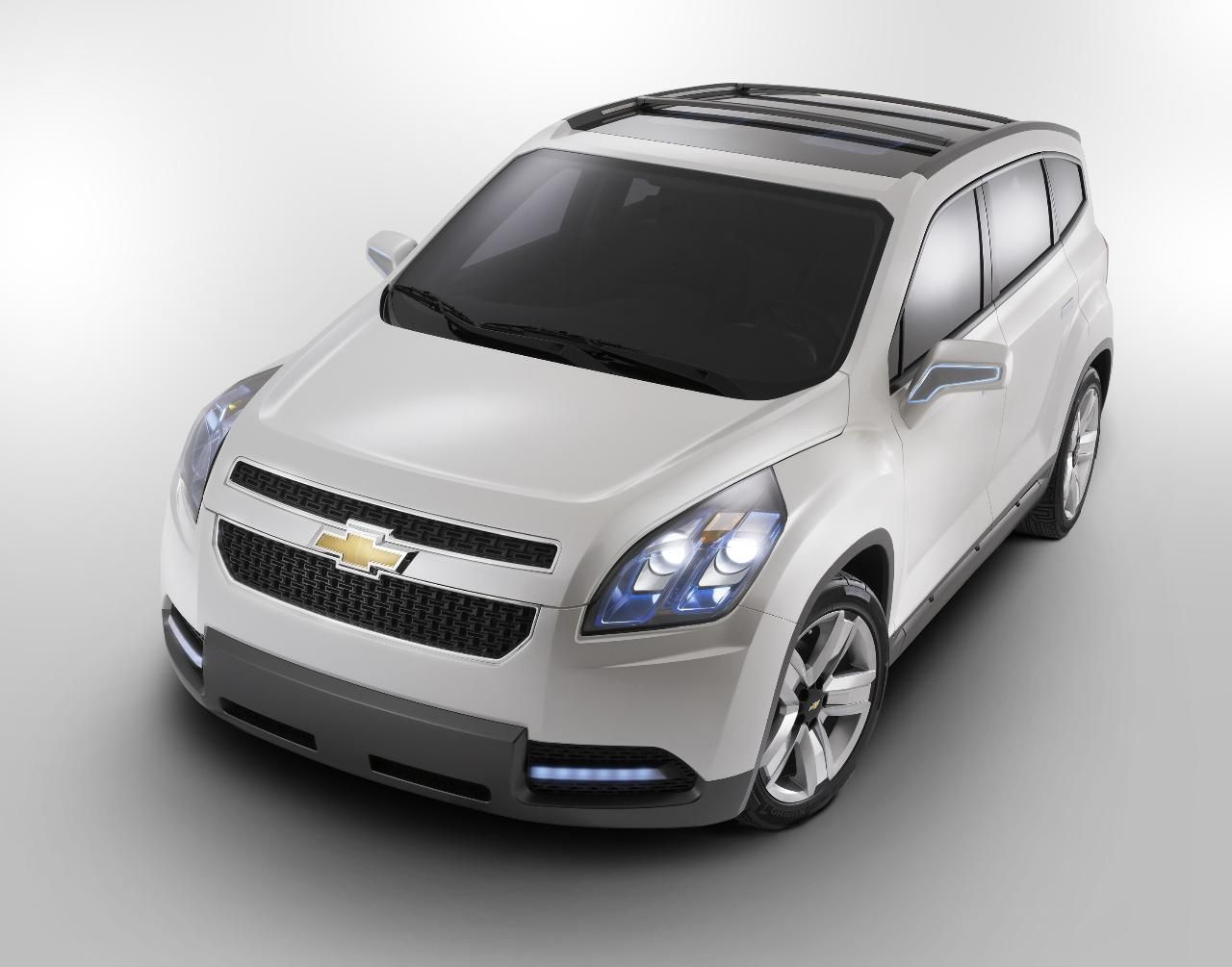 Concept Cars Chevrolet 2005 2008 All Evolution And Timelines
